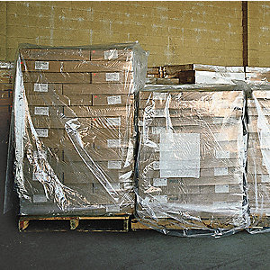 PALLET COVER,POLY,PK 50