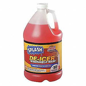 Windshield Wash Cleaner/Deicer,1 Gal