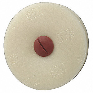 Adhesive and Stripe Removal Disc, Foam
