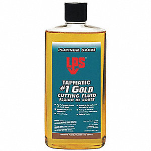 Cutting Oil, 16 oz. Squeeze Bottle, 1 EA