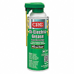 Dielectric Grease,16 oz,Net 10 oz.