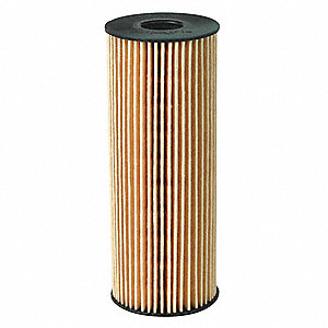 "Spin-On Oil Filter Element, Length: 8-9/32"", Outside Dia.: 2-7/16"""