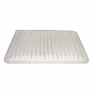 Air Filter,7-7/16 x 23/32 in.