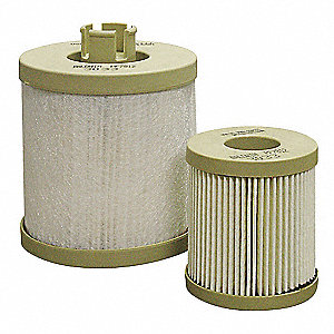 Fuel Filter Element Kit, Element Only Filter Design