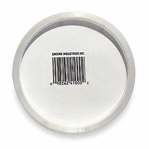 ENCORE PLASTICS MIX/MEASURE LID,FOR USE WITH 2FCA3, - Paint