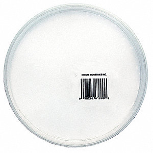 Lid,High Density Polyethylene,PK25