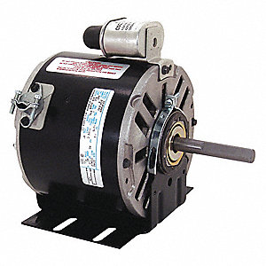 1/3 HP Condenser Fan Motor, Permanent Split Capacitor, 1625 Nameplate RPM, 208-230 Voltage