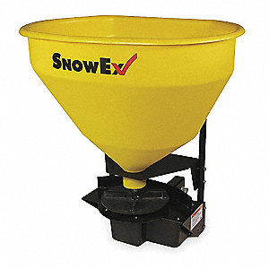 "Tailgate Spreader, 3.0 cu. ft. Capacity, Up to 25 ft. Spread Width, 2"" Receiver or SnowEX Mount Type"