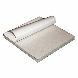 Felt Sheet, F1, 1/8 In Thick, 12 x 12 In