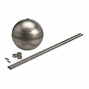 Float and Rod Assembly For Use With Mfr. No. 9036DG, 9038A Class