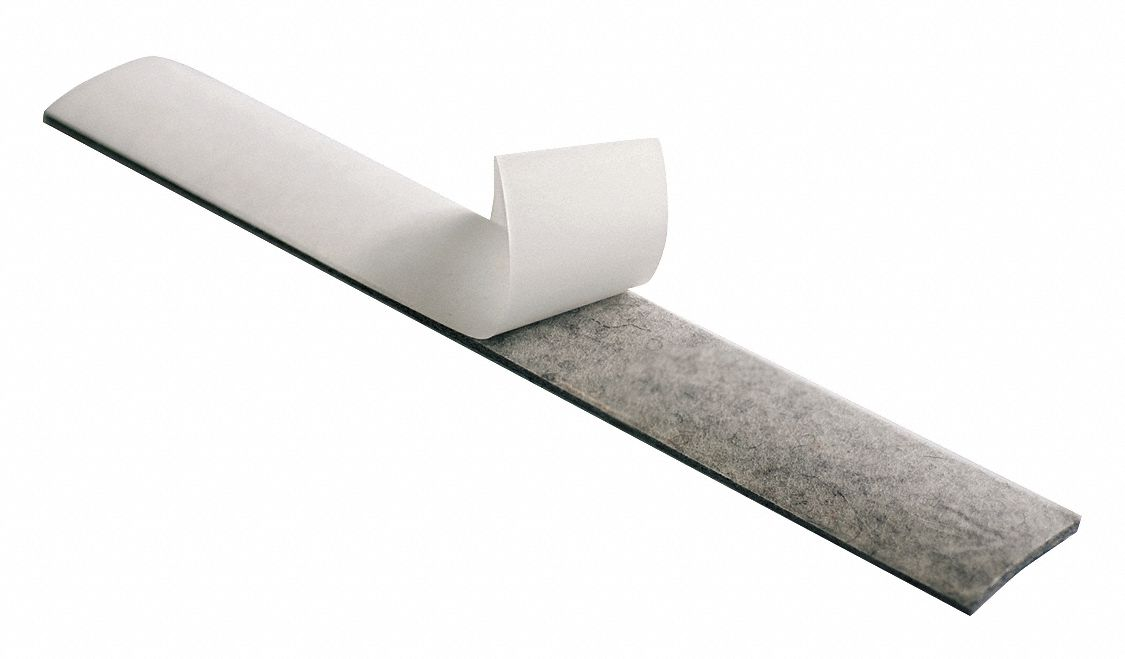 F-3 Industrial Felt by the Foot 60 Wide x 1 ft Long x 1//8 Thick