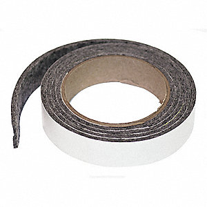Felt Strip,F7,1/2 In T,1 x 60 In