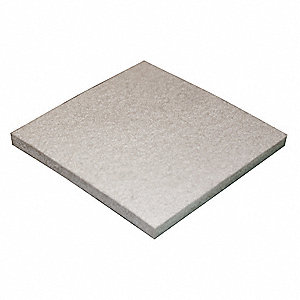 Felt Sheet,F5,1/4 In Thick,12 x 12 In
