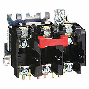 Thermal NEMA Overload Relay, Current Range: 9.0 to 27.0A, NEMA Size: 00, 0, 1