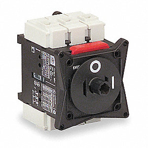 Nonfusible Load Break Switch, General Duty, 20 HP @ 600VAC