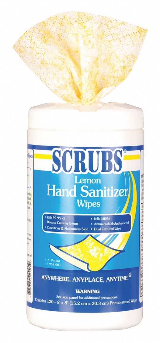 Hand Sanitizer Wipes,  Hygiene Series None,  Requires Dispenser No,  Packaging Type Canister