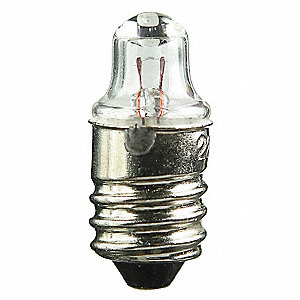 Miniature Lamp,243,0.6W,TL3,2.3V,PK10