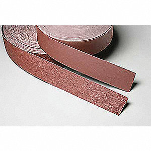 "Abrasive Roll,1-1/2""Wx 150 ft.L,P240,PK5"