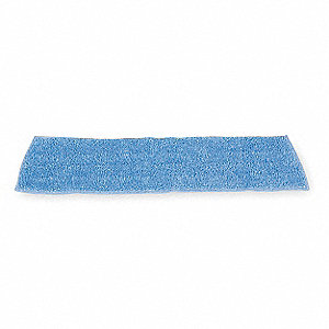 PAD WET 5IN BLUE MICROFIBER 18IN