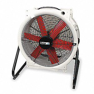 "16"" Industrial Floor Non-Oscillating Corrosion Resistant Air Circulator"