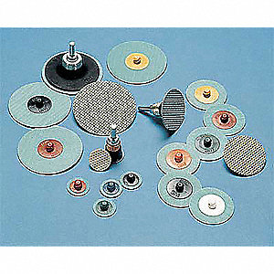 Flex Diamond Disc,1in,30 Micron,TR,PK10