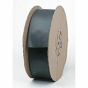 1000 ft. Thin Wall Heat Shrink Tubing, Flexible Polyolefin, Shrink Ratio 2:1