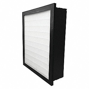 MERV 11 Synthetic Mini-Pleat Filter,20x24x4