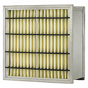 Rigid Cell Filter,20x24x6 In.