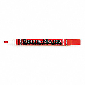 Paint Marker,Brite Mark(R) 916,Orange