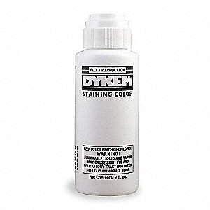 Opaque Staining Color,8 oz,Orange