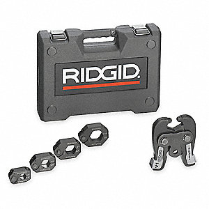 Press Ring Kit,Standard,1/2 To 1 1/4 In