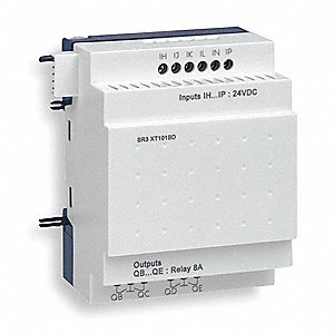 Extension Module, Number of Inputs: 8, Number of Outputs: 6, Power Required: 24VDC