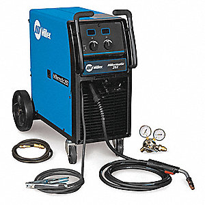 miller electric mig welder millermatic 252 series input. Black Bedroom Furniture Sets. Home Design Ideas