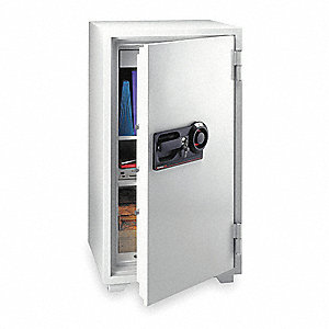 Commercial Fire Safe,5.8 cu ft