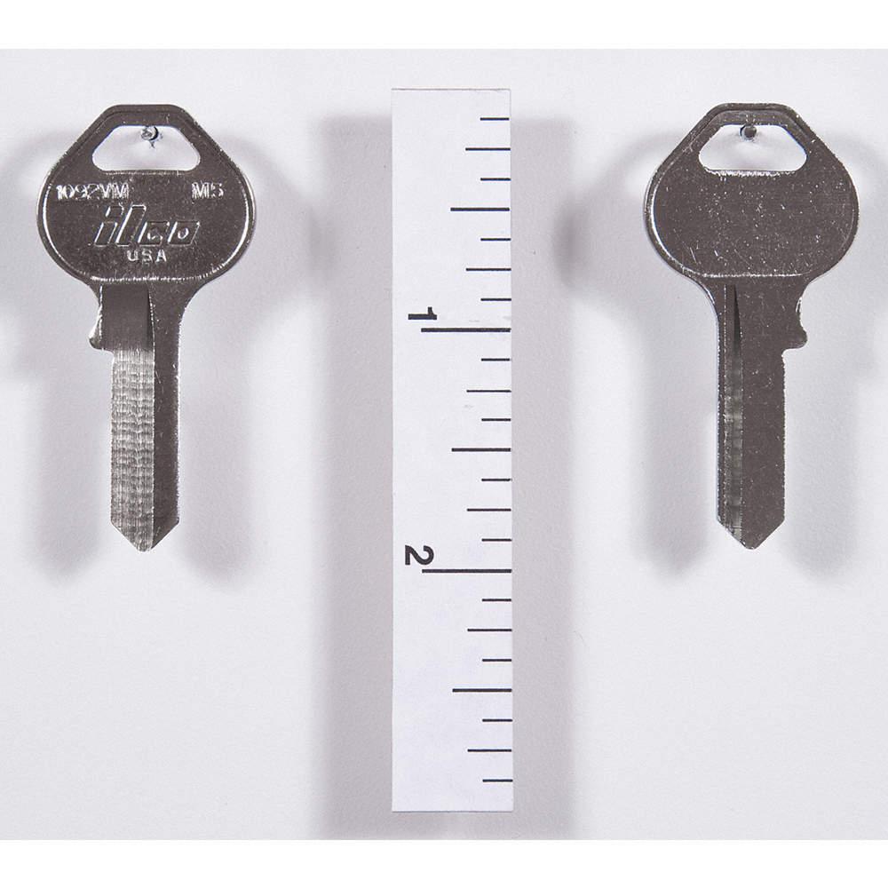 KABA ILCO 1092VM-M5 Key Blank,PK10