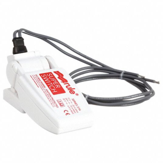 RULE Float Switch, Switch Actuation Solid State