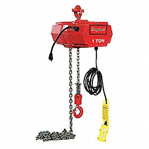 16 fpm Electric Hoists - Grainger Industrial Supply