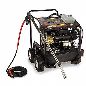 4.0HP Pressure Washer, 2000 psi