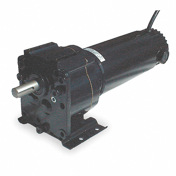 Dayton dc gearmotor 90vdc nameplate rpm 42 max torque for Dayton gear motor catalog