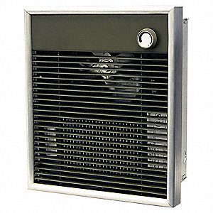 Electric Wall Heater,BtuH 5118,120V