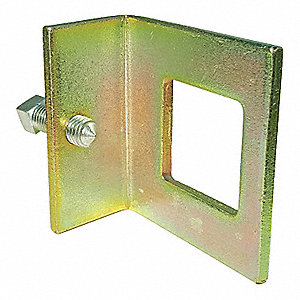 Channel Thru Beam Clamp,Gold