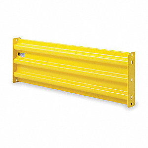 Safety Yellow Guard Rail