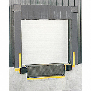 Dock Seal,12 In.,For 9 Ft H Doors