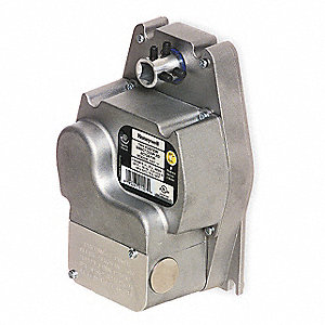 120VAC On/Off 2 SPST Electric Actuator, 0° to 130°F, 80 in.-lb., 25 sec. Max.,15 sec. Nominal @ 60 H
