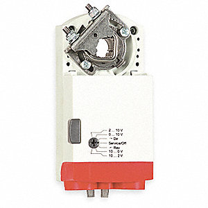 Electric Actuator,44 in.-lb.-5 to 140F