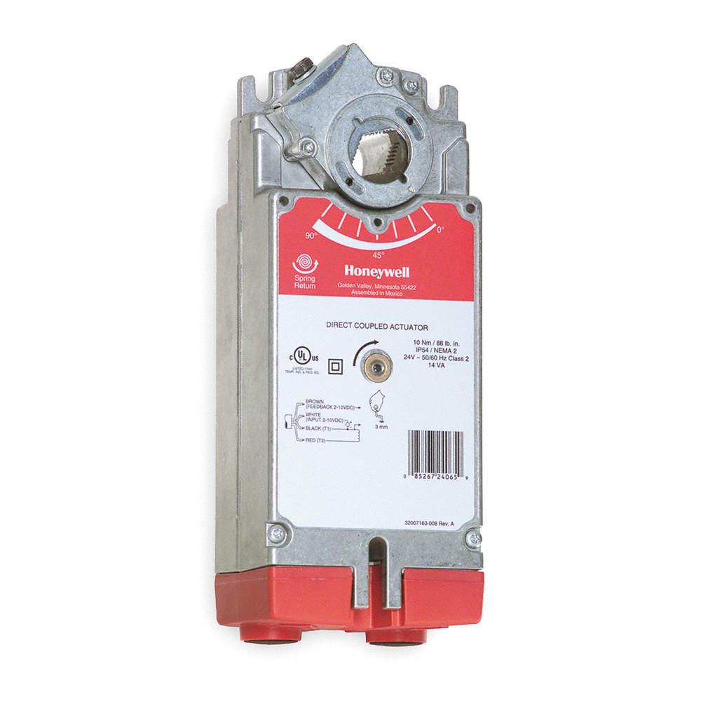 5 to 140F Honeywell Electric Actuator