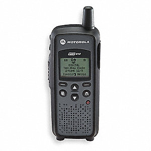 ISM LCD Portable Two Way Radio, Number of Channels 25