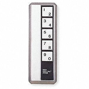 Access Control Keypad,Steel