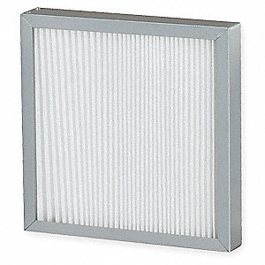 12x12x2  MERV 9 Standard Capacity Pleated Filter, Frame Included: Yes