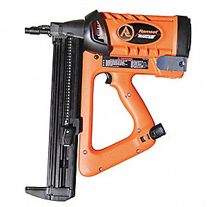 "Cordless Nailer Kit, Voltage 6.0 NiCd, Battery Included, Fastener Range 1/2"" to 1-1/2"""